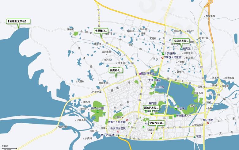 cn  邮政编码:246005  乘车路线: 火车站:乘7路车至高花亭转4路车到化